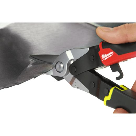 "MILWAUKEE 10""/2600MM AVIATION SNIPS (STRAIGHT)"