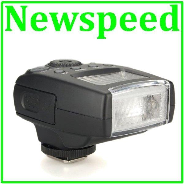 New Mini Auto TTL Speedlite Flash Light for Nikon DSLR Camera MK300