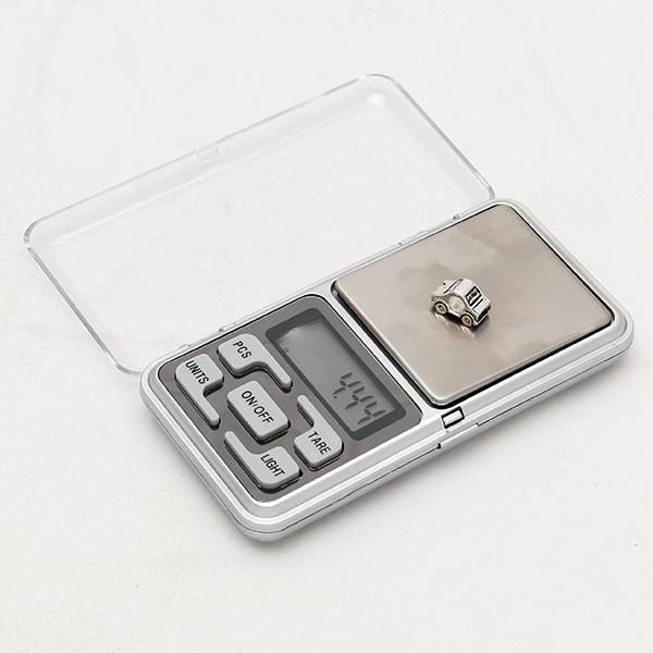 Mini Digital Pocket Jewellery Weighting Scale 500g x 0.01