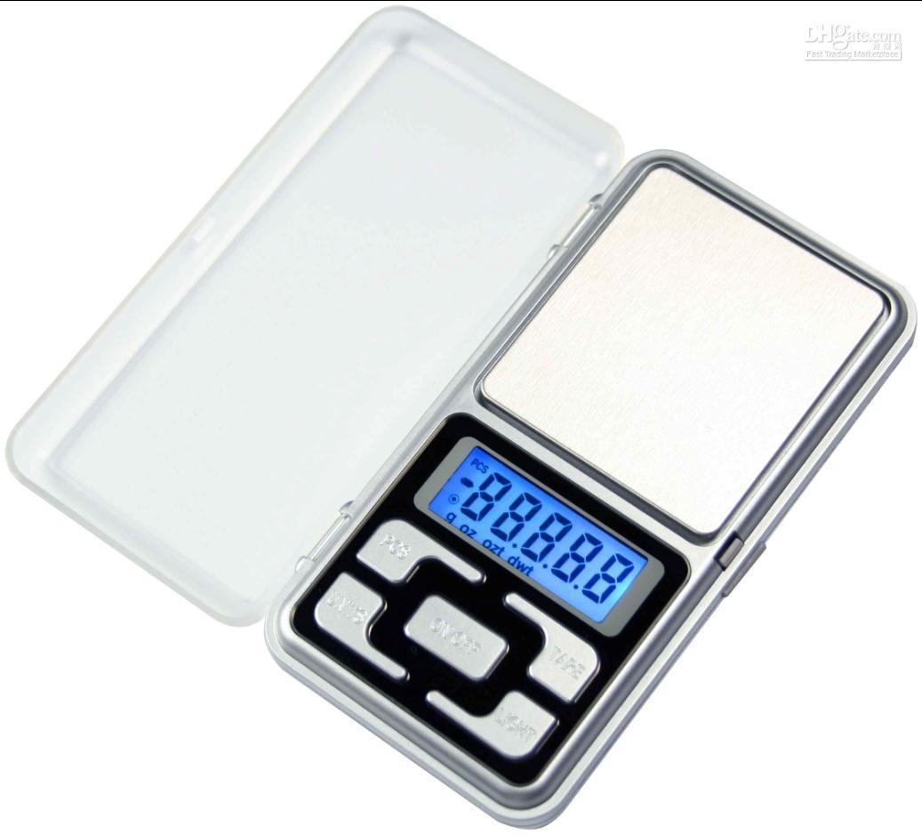 MINI DIGITAL WEIGHING POCKET PORTABLE JEWELRY WEIGHING SCALE 200G