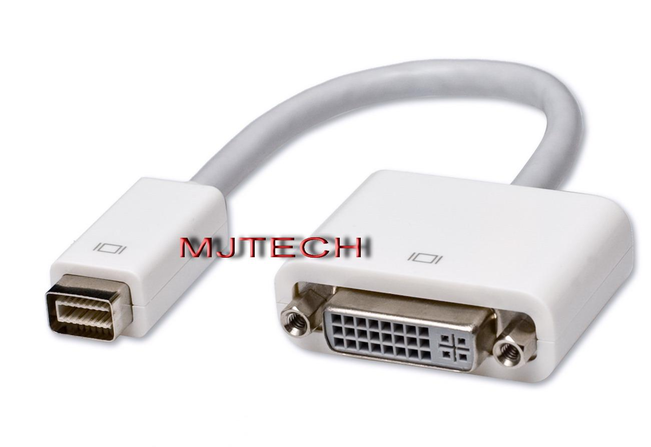 Apple Monitor Cord : Mini dvi to monitor adapter video cable for ap end