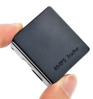 Mini GPS Locator For Car/Kids/Pets Tracking (WGPS-10A)▼