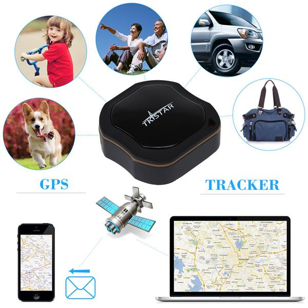 Mini GPS Tracker Locator GSM GRRS Track with SOS Support 850/900/1800/