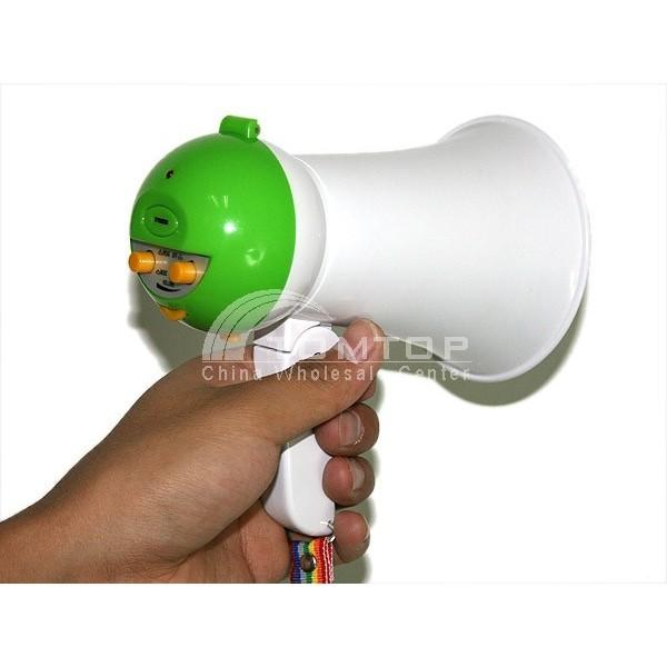 Mini Handheld Megaphone Bullhorn Loud Speaker Amplifier