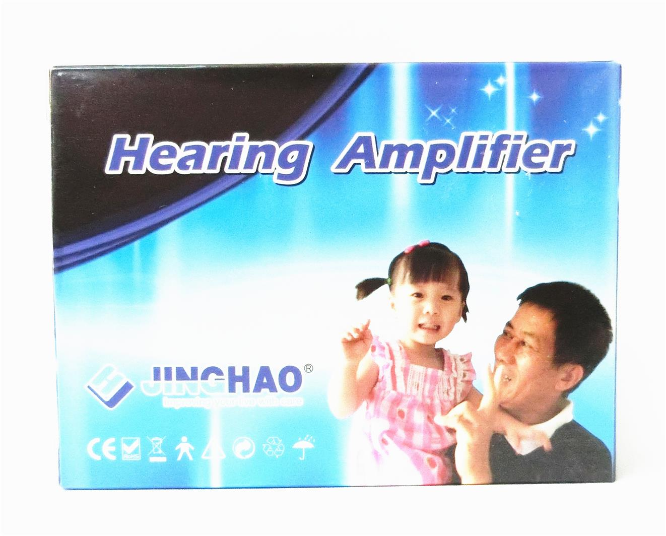 Mini hearing aid Jinghao JH-903 in the ear type alat bantu mendengar