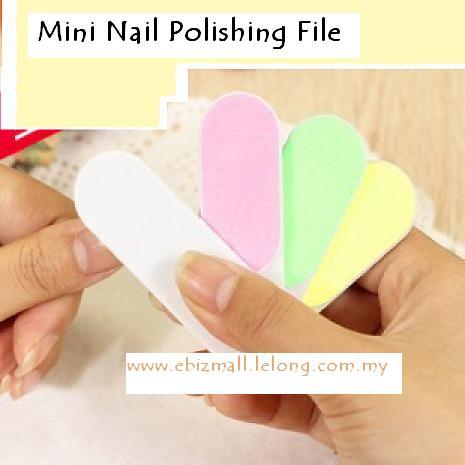 Mini Nail Polisher Tool