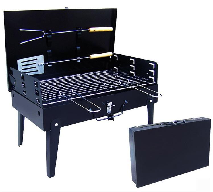 mini portable bbq grill pit for out end 7 6 2018 8 01 pm. Black Bedroom Furniture Sets. Home Design Ideas