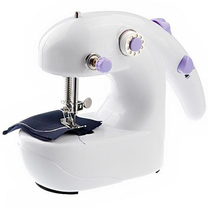 Mini Portable Handheld Desk Battery Operated Sewing Machine 9933