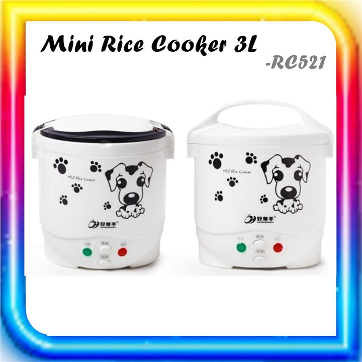 Mini Rice Cooker 3L - RC521