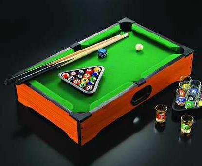 Mini Snooker Pool Table