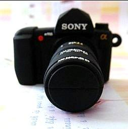 MINI SONY, NIKON, CANON DSLR CAMERA PENDRIVE THUMBDRIVE 4GB USB.