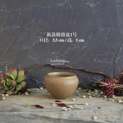 Miniature Ceramic Pot - 04