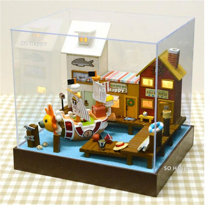 miniature diy doll house model   on end 9 14 2016 10 15 pm