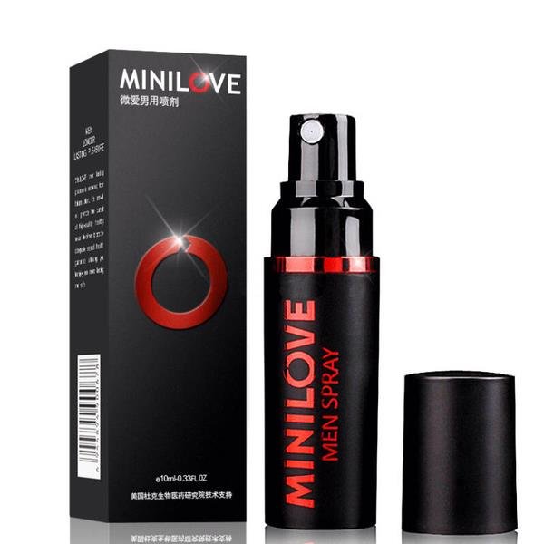 MINILOVE MEN Delay Spray - 10ml