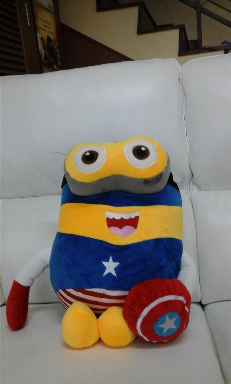 minion avenger soft toy 51cm high