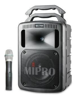 MIPRO MA-708 120W Wireless Portable PA System