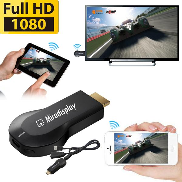Miradisplay Miracast EZcast dongle hdmi stick Airplay Mirror Display