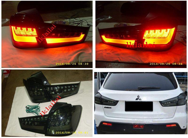 Mitsubishi ASX Sport '10-14 LED Light Bar Tail Lamp [1-pair]
