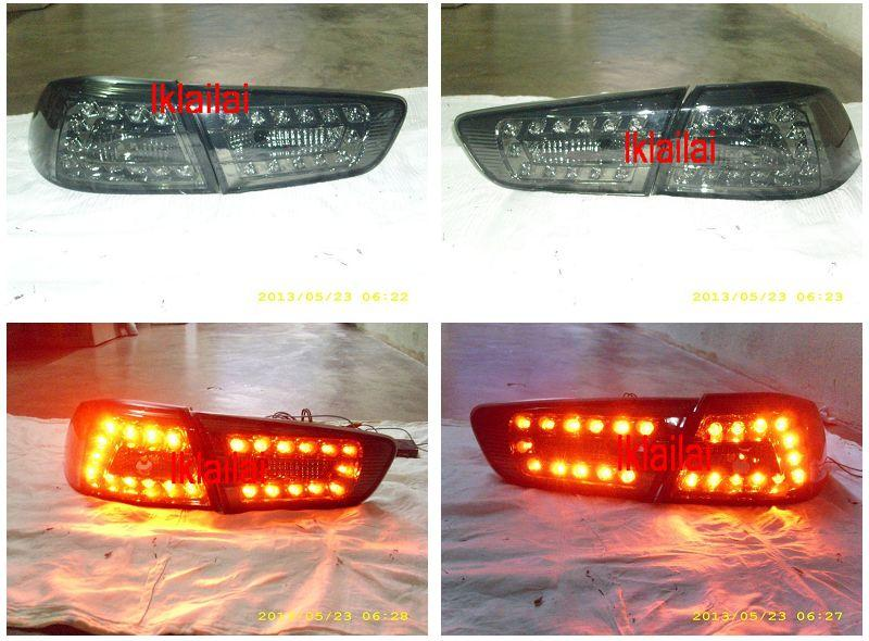 MITSUBISHI LANCER 07-11 Smoke LED Tail Lamp