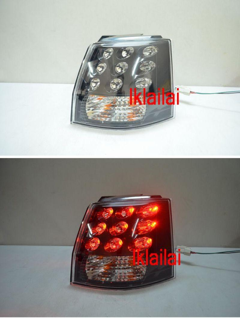 Mitsubishi OUTLANDER 08 LED tail lamp [Smoke] [1Pair]