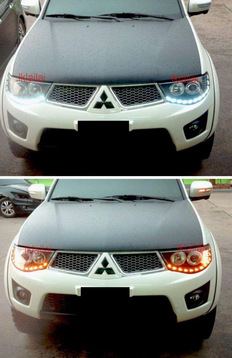 Mitsubishi Triton L200  2-Function DRL R8 [NO Head Lamp]