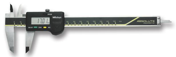 Mitutoyo Digital Caliper 150mm (model: 500-181-30)