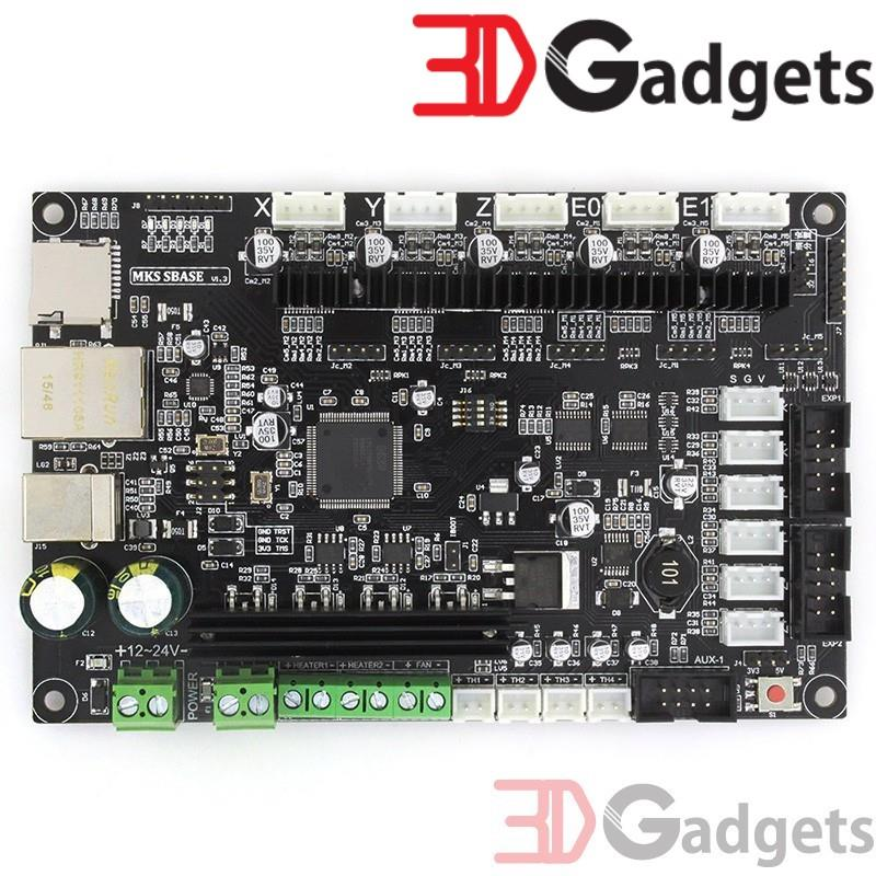MKS SBASE V1.3 32bit 3D Printer Controller Smoothieware Compatible
