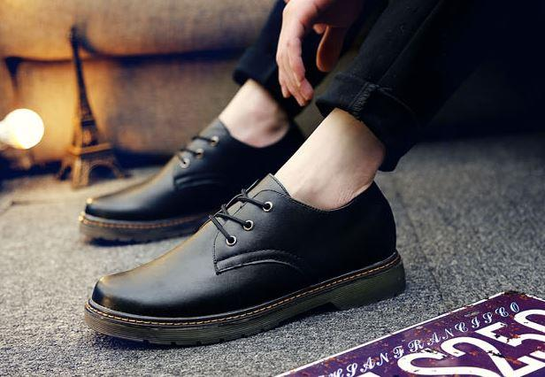 MKS25 Korean Style Formal Leather Men Shoes