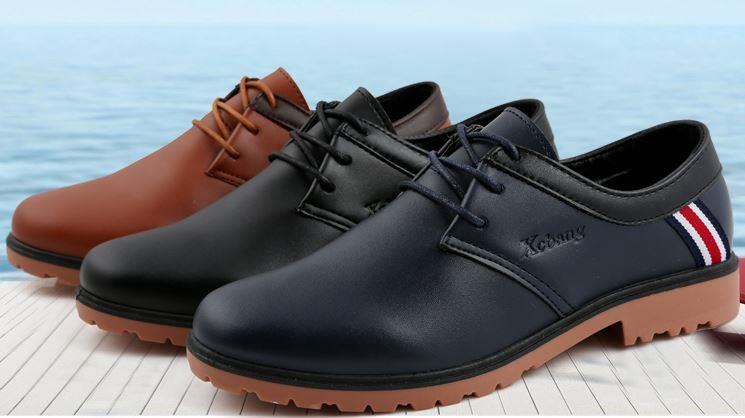 MKS30 Korean Style Formal Leather Men Shoes