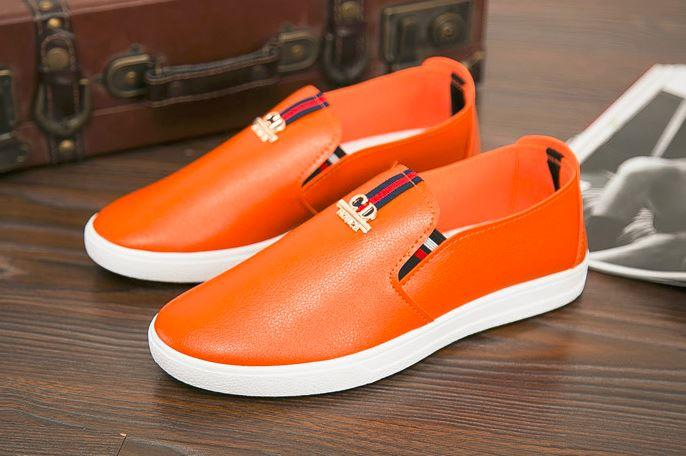 MKS81 Casual shoes, Leather shoes, fashion shoes Korean men shoes
