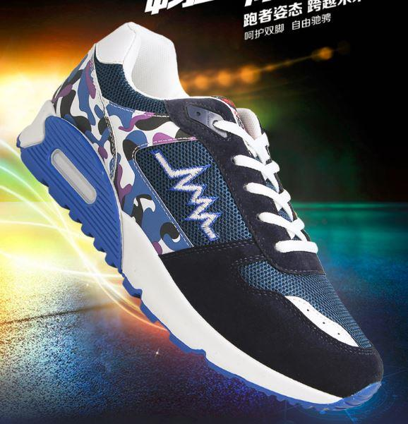 MKS85 Korean fashion Men�s Casual Sports Shoes