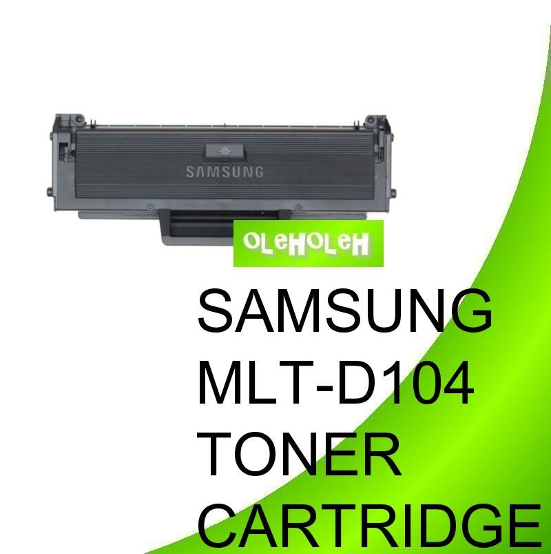 MLT-D104 Compatible Toner Cartridge For ML-1660,1665