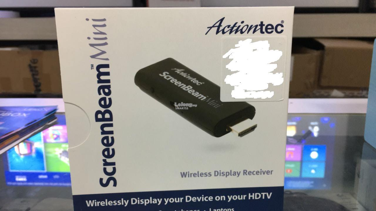 MM. ACTIONTEC ADAPTER SCREEN BEAM MINI WIRELESS DONGLE SBWD50A01