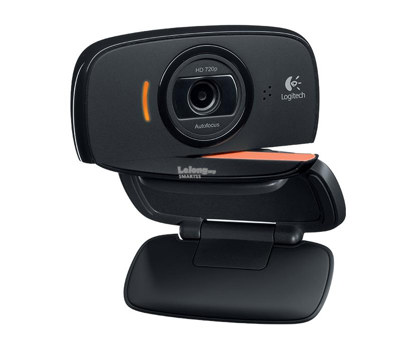 MM. LOGITECH WEB CAMERA HD B525