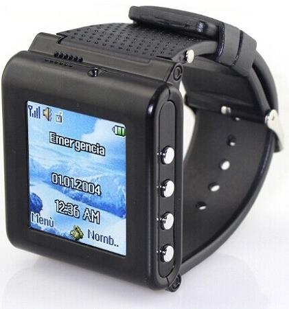 Mobile Phone Watch Camera Video Recorder (WP-AK912)▼