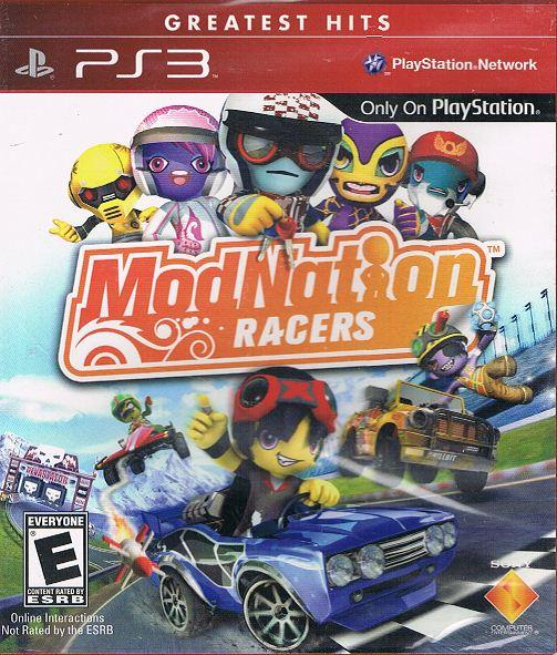 New Ps3 Games 2014 : Mod nation racers r ps games new and sealed kl malaysia