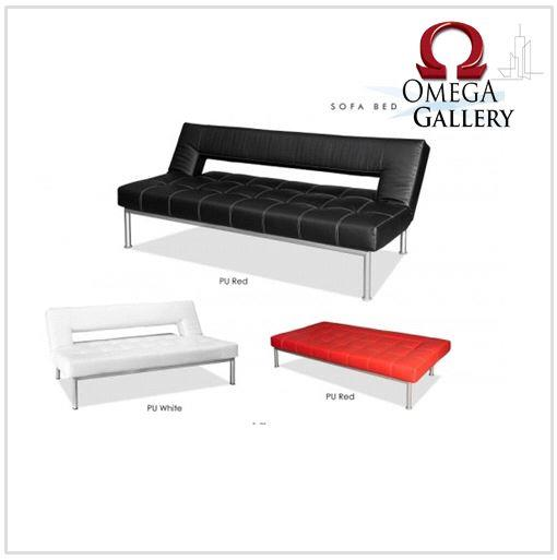 Modern Sofa Bed Convertible Home Furniture