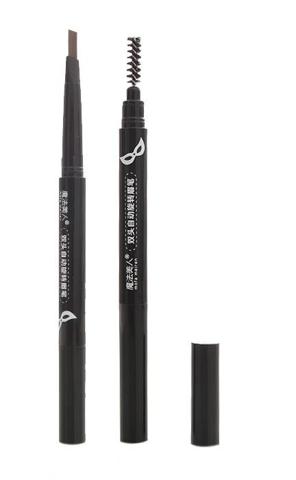 MoFaMeiRen~Double Head Rotary Eyebrow Pencil