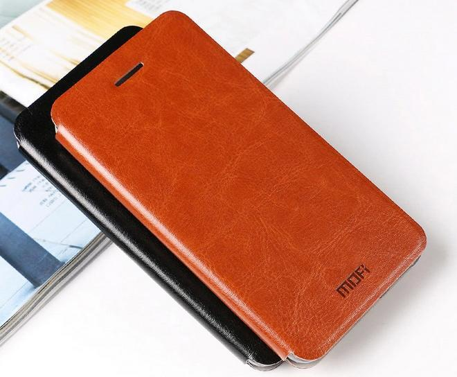Mofi Lenovo S60 S90 PU Leather Flip Case Cover + Free Gifts