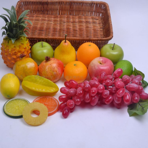 MOLD-D0289] food fruits and vegetables suit fake (end 2/4/2016 5:45