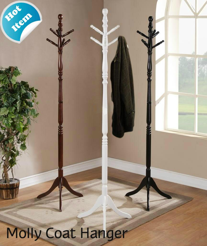 interiors racks rack antique for different s three styles coat incredible