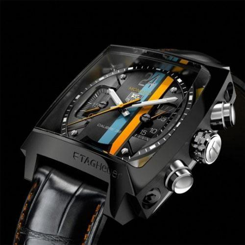 TH MONACO TWENTY FOUR BASELWORLD AUTOMATIC WATCH