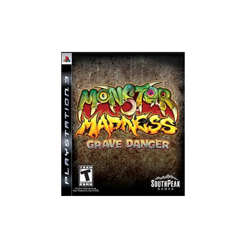 Monster Madness: Grave Danger - PlayStation 3