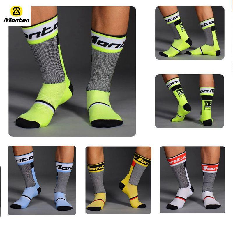 Monton Cycling Socks 6 inches High-7 pairs RM120 / 10 pairs RM160