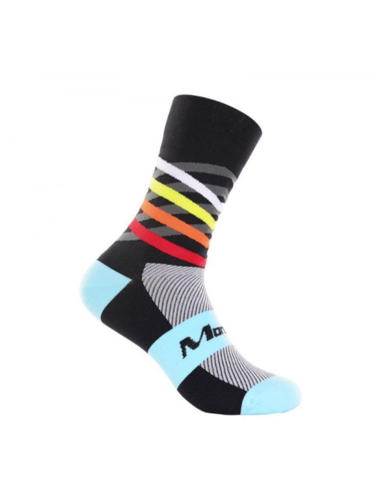 Monton Cycling Socks Dimensions Verdant Unisex Comfortable Quick Dry B