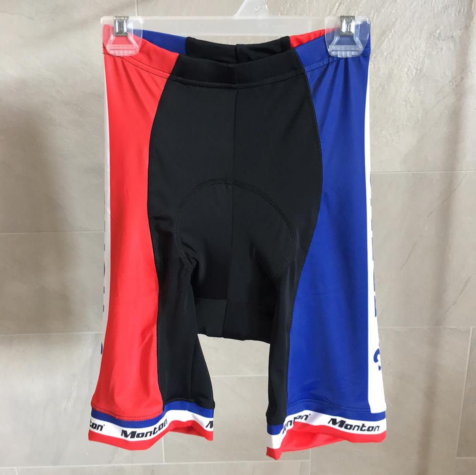 MONTON FRENCH CYCLING SHORT PANTS