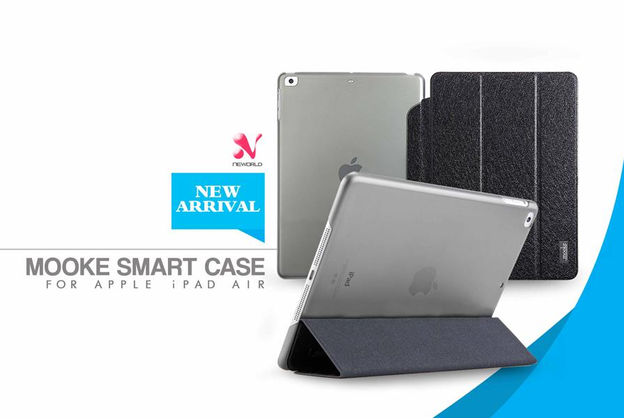 Mooke iPad Air Smart Case