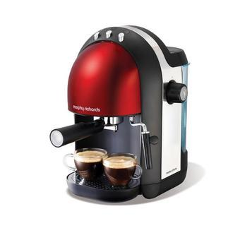 Morphy Richards Rapide Coffee Maker 47490 : Morphy Richards Espresso Mak (end 1/14/2018 11:15 AM - MYT )