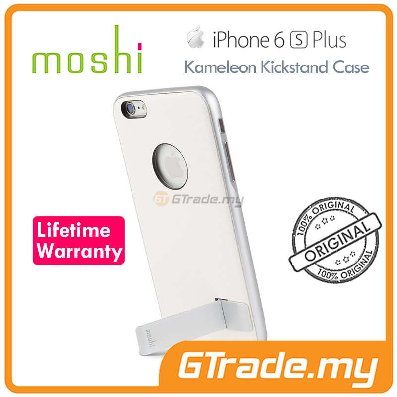MOSHI KAMELEON KickStand Slim Case | Apple iPhone 6S 6 Plus White