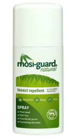 MOSI-GUARD NATURAL INSECT REPELLENT SPRAY 75ML